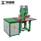 5kw/8kw manual powder puff double head pnuematic pressure HF welding machine