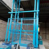 Electric Goods Lift Hydraulic Cage Lift Anti-falling Wire Rope