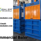 Commercial Baler Machine