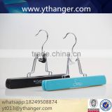 CY-555 custom clothing brands logos for hair extension hanger with bags
