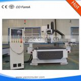 vacuum suction and dust collector auto tool change cnc router machine Yishun linear atc carrousel