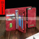 Mobile phone accessories case,leather case stand pouch for iPhone 6 4.7 mobile flip cover