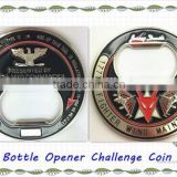 177th Wing Maintenance Group bottle opener Challenge Coin