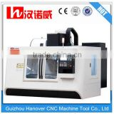 VMC850 box guideway CNC milling machine 3 axis vertical machining center Taiwan spindle 24T tool changer