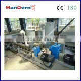 PC HOLLOW PROFILE panel production line/ making machine for plastic board/hollow profile