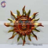 antique <b>sun</b> <b>face</b> wall hanging decor