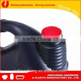 Safety PE/PP meterial ring pull type plastic bottle cap