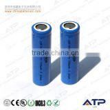 Hottest and cheapest 3.6v 750mah li-ion rechargeable battery / li-ion battery 14500 for portable trolley speaker