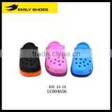 Fashion comfortable EVA Kids Clogs