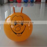 inflatable space hopper/jumping ball/kids bounce ball