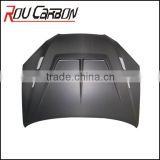 CAR PARTS FIT for ROHEN COUPE CARBON FIBER BONNET HOOD FOR LK