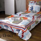 Baby furniture nursery school new toddler bed quilt soft quilt