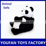 lovely plush stuffed animal sofa for baby