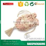 Unique design trendy product net lace gift bag
