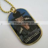 Promotion Customized Shape Nice Military Blank Dog Tag