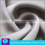 Textile fabrics supplier China wholesale Formal Dyed plain chiffon fabric                                                                         Quality Choice