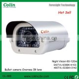 Anti-fogging high performance license car camera