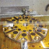 High quality Aluminium parts popular hot CNC machining high precision rapid prototype making