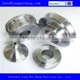 precision stainless steel cnc machining parts for auto cylinder piston
