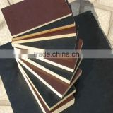 9mm CE Qualified plywood brown film faced plywood for concrete formwork use(PLYWOOD MANUFACTURER)