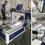 Customized small cnc router 6090 with rotary shaft for engraving wood, stone & soft metal