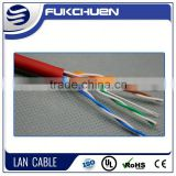 ROHS/CMP Bare copper outdoor cat5e lan cable