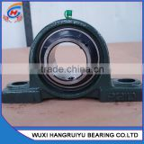 Gcr15 steel agricultural machinery pillow block bearing P205