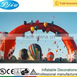 Inflatable Archway and Blower for Advertising Promotion and Event Outdoor