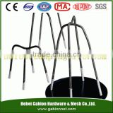 metal rebar high chair