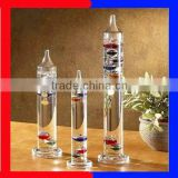 hot sale high quality glass love thermometer