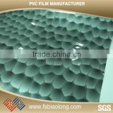 Opaque Not Self-Adhesive Indoor Furniture Decoration High Glossy PVC Pvc Lamination Film