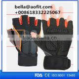 Alibaba Express Best Selling Products Non-Slip Bike Bicycle Cycling Cycle Half Finger Latex Sports Gloves