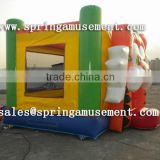 Popular Style commercial funny Tigger model inflatable bouncy castle, jumping castle SP-AB021