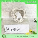 Heart shape willow baskets for plant wood basket in heart shape heart shape basket in natural materia