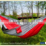 Outdoor Camping Parachute Nylon Round Hammock                                                                         Quality Choice