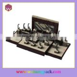 Luxurious Wood Watch Display Counter /Tabletop Watch Display Stand Design Wholesale(WH-0274)