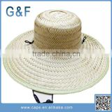 New Style Customized Canopies Visor Bamboo Hat