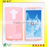 Promotional Items 2015 Flexible Soft phone case S Line 6 TPU Cover for LG G4/H810/VS999/F500