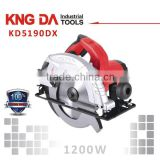 KD5190D tct circular saw baldes for wood manual metal circular saw machine electric circular saw machine