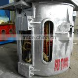 250KG Electric Casting Melting Furnace to Melt Cast Iron, Steel, Brass , Copper                                                                         Quality Choice