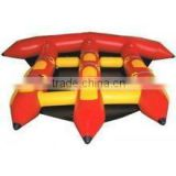 2015 hot summer flying inflatable water sled