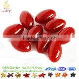 New products astaxanthin soft capsule, anti-aging softgel, krill oil soft capsule