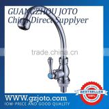 Single handle brushed kitchen sink faucet hot and cold tap plastic kitchen water tap faucet