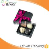 Small fancy paper chocolate custom designed luxury gift box packaging                                                                         Quality Choice