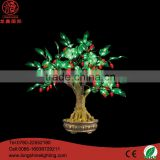 LED bonsai decorative light bonsai tree