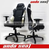 Wholesale Economic Racing Seat Office Swivel Chairs SPO White Black