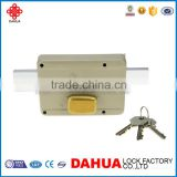 changzhou manufacture exhibite entry lock with american standard cylinder lock 111A6B safety lock