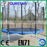 10FTgymnastic professional used trampoline for rent ,cheap trampoline fitness for adults and KIds ,trampoline Tuv