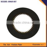 China Supplier excavator forklift bulldozer loader friction disc transmission friction plates 41T