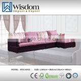 New Furniture Sets Black Fashion Cheap Living Room White Sofa